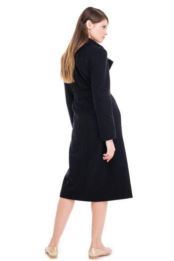 Basic Wool Coat