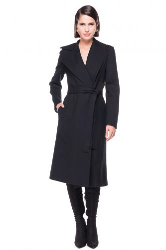 Shawl Lapel vs Wide Peak Lapel Wool Coat