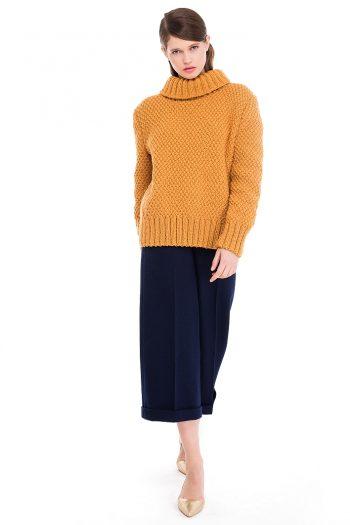 Pulover supradimensionat din lana