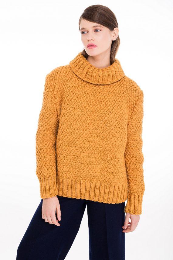 Oversized Wool Sweater