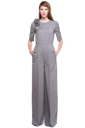 Wool Jumpsuit