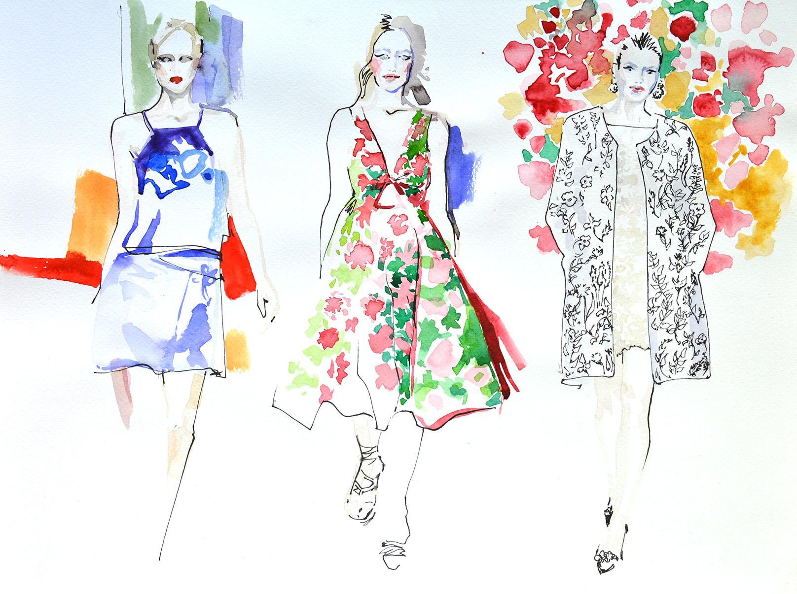 Ioana Avram Fashion Teaching