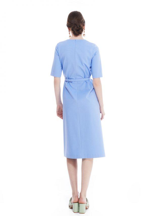 Dorothy A-line Cotton Dress