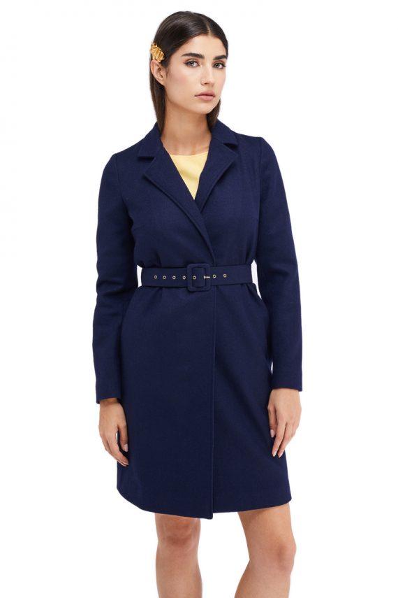 Ella Classic Wool Coat