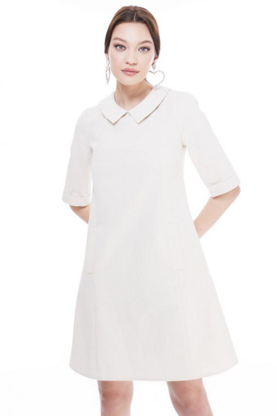 Esther Cotton Mini Dress
