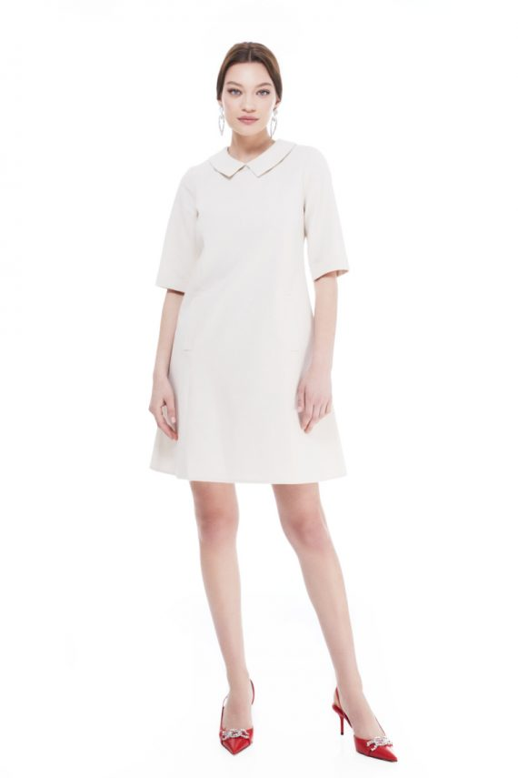 Esther Cotton Mini Dress