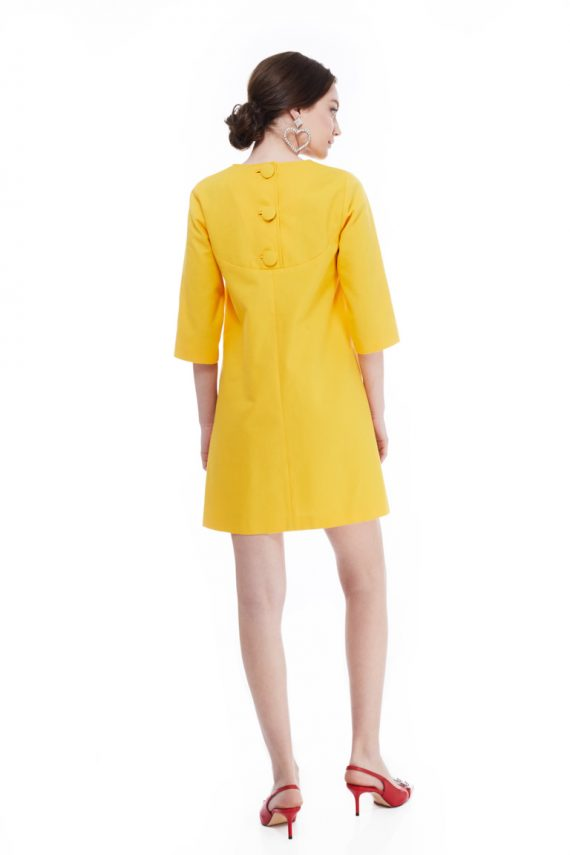 Ethel Cotton Mini Dress