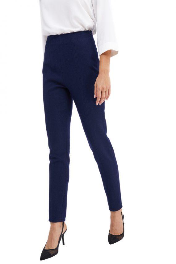 Fayette Wool Slim Leg Pants