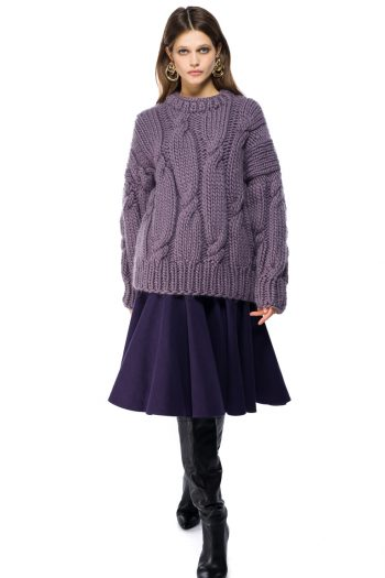 Hand Knitted Wool Sweater