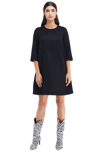 Marie Wool Mini Dress