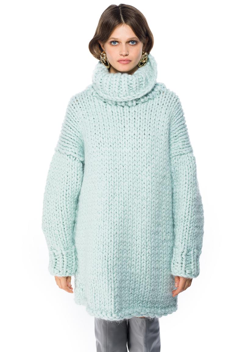 bd1a2146bd Turtleneck Sweater Dress - chemistry-studio