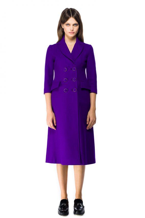 Wool Coat Dress