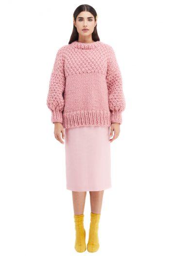 Zola Chunky Wool Sweater
